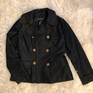 Lauren by Ralph Lauren denim jacket
